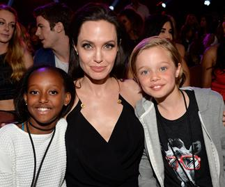 Happy Birthday to Shiloh Jolie-Pitt!