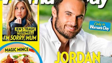 Bachelor star Jordan Mauger tells all