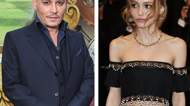 Lily-Rose Depp defends dad Johnny Depp amid abuse claims