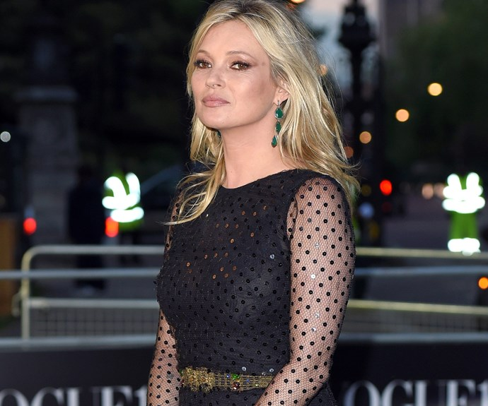 Kate Moss ditches her 28-year-old toy boy for an even younger catch!
