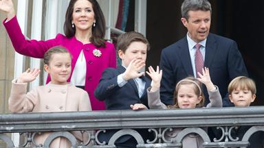 Danish Royals have their wages drastically cut