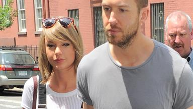 Taylor Swift and Calvin Harris reportedly break up