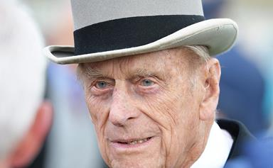 Prince Philip's first public engagement since health scare