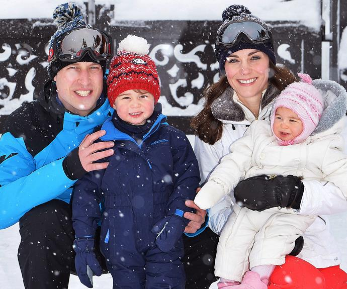 Ten things we know about life with George and Charlotte