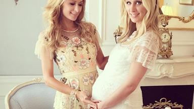 Paris Hilton throws pregnant sister Nicky a lavish baby shower