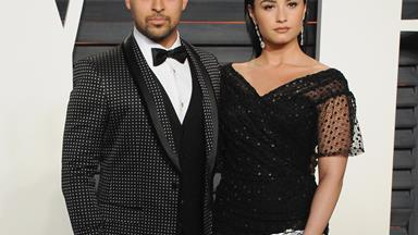 Demi Lovato and Wilmer Valderrama have split