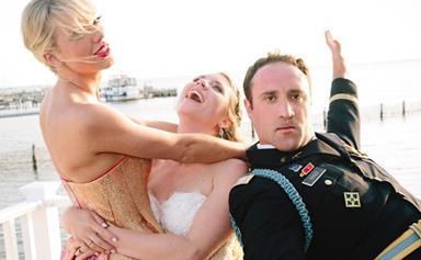 Taylor Swift crashed a fans wedding