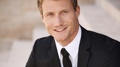 Bachelor Richie has found love on The Bachelor!
