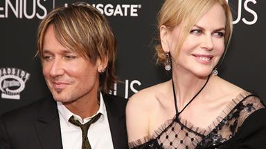 Nicole Kidman and Keith Urban's sweet night out