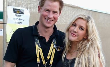 Are Prince Harry and Ellie Goulding an item?