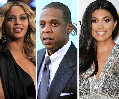 Beyonce, Jay Z and Rachel Roy attended the 2016 CFDA Awards