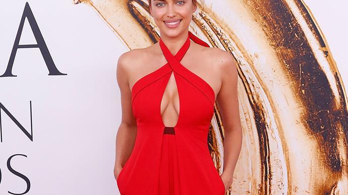 Irina Shayk stuns at the CFDA Fashion Awards - see all the fashion!