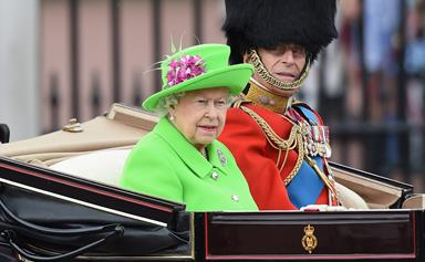 All the magical moments from Trooping the Colour 2016