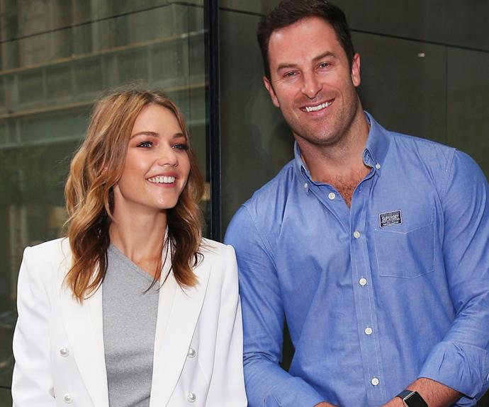 Sam and Sash were together for 18 months before calling it quits.
