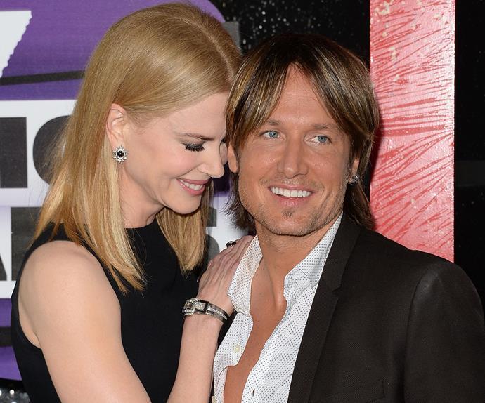 Keith Urban And Nicole Kidman To Renew Their Wedding Vows: Nicole Kidman And Keith Urban's 10-year Anniversary