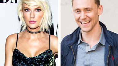 Taylor Swift caught kissing Tom Hiddleston!