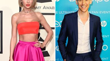 Taylor Swift snapped kissing Tom Hiddleston on beach date