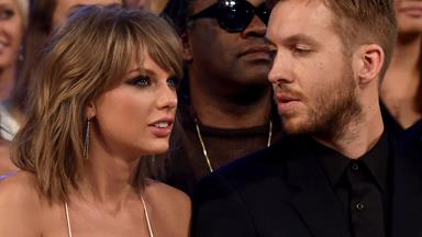 Calvin Harris breaks his silence on Taylor Swift and Tom Hiddleston