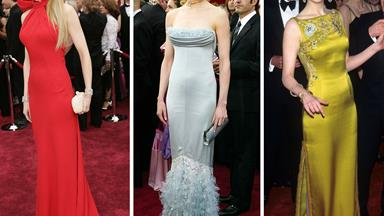 Nicole Kidman's style evolution through the years