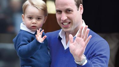 Happy birthday to Prince William