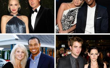 Cheating scandals that rocked Hollywood