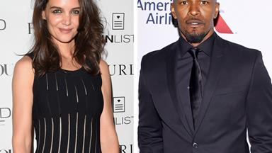 Jamie Foxx and Katie Holmes relationship confirmed