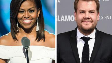 Michelle Obama to appear on Carpool Karaoke