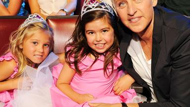 Ellen's favourite mini British co-host Sophia Grace is all grown up!