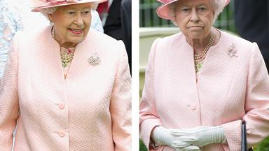 Queen Elizabeth takes fashion advice from Duchess Catherine