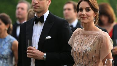 Prince William jokes about Duchess Catherine's cooking