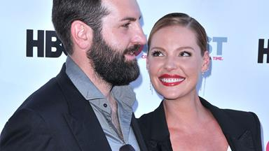 Katherine Heigl and Josh Kelley are having a baby!