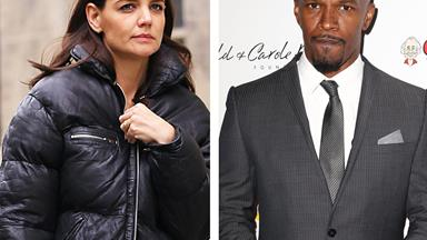 Is Jamie Foxx Cheating on Katie Holmes already?