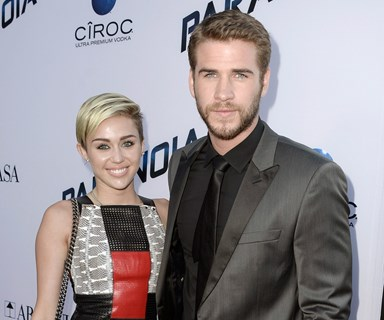 Liam Hemsworth defends his engagement to Miley Cyrus