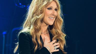 Celine Dion's emotional return to the stage