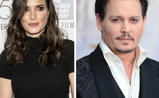 Winona Ryder defends ex Johnny Depp against abuse claims