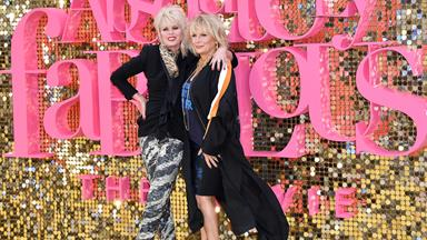 Sweetie! Darling! It's the Absolutely Fabulous movie premiere