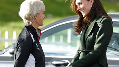Judy Murray dishes on what Duchess Catherine is really like