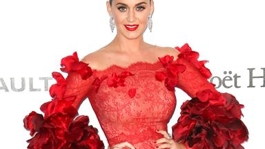 How Katy Perry celebrated becoming the most followed person on Twitter