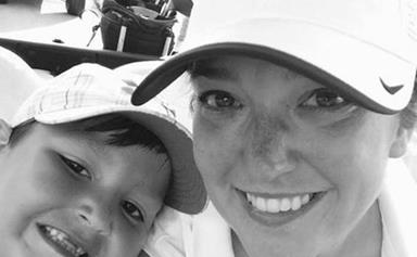 Mum captures the incredible moment her son finds out he's cancer-free