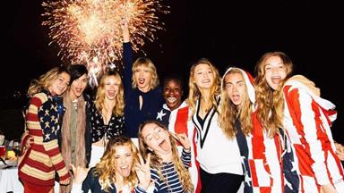 Taylor Swift, Reese Witherspoon and more stars celebrate the 4th of July in style