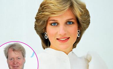 Charles Spencer shares a sweet story about his sister Princess Diana