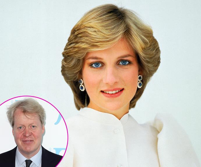 Princess Diana, Charles Spencer