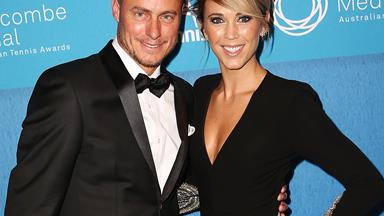 Come On! Bec & Lleyton Hewitt celebrate 12 years of marriage