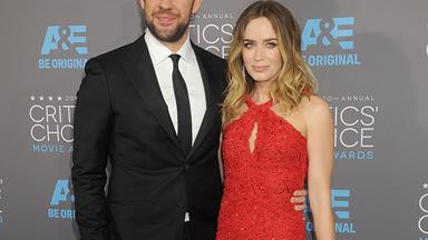 Emily Blunt and John Krasinski welcome baby number two