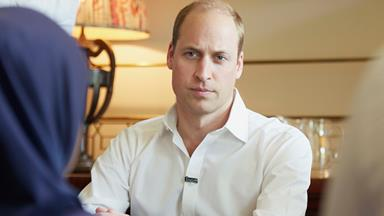 Prince William takes a stand against bullying with powerful video message