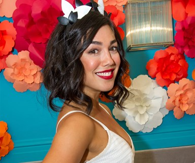 Winners and Losers' Melanie Vallejo is having her first baby!