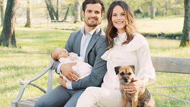 Princess Sofia gushes about being a first-time mum