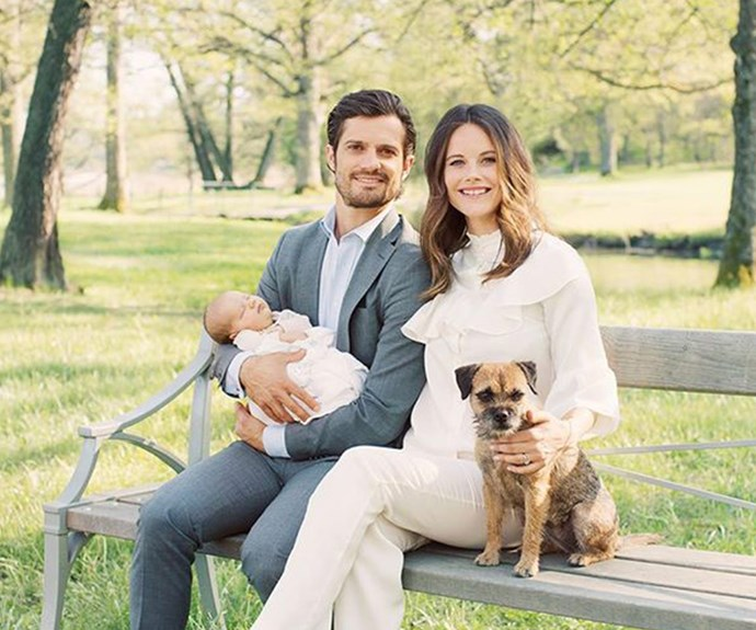 Princess Sofia Prince Carl