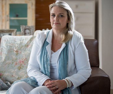 """Reeva's Cousin Reveals: """"Reeva tried to tell me – I could have saved her!"""""""