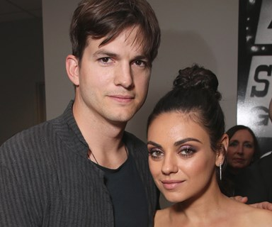 Mila Kunis admits she once hated Ashton Kutcher